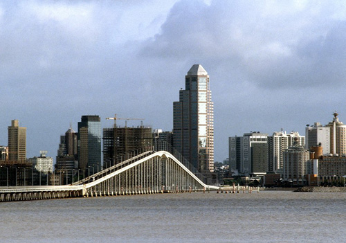 Macau, one of the 'top 10 most competitive cities in China in 2013' by china.org.cn