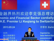 Chinese premier criticize EU trade measures against China