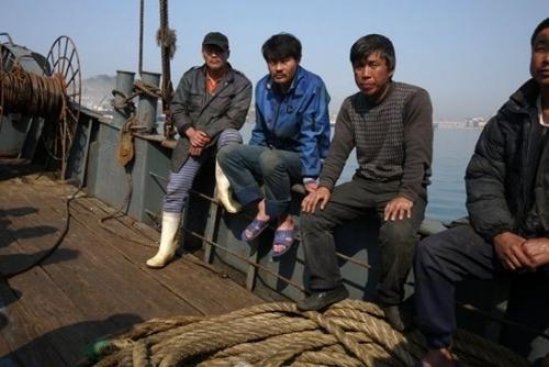 Exploitation of Chinese fishermen by North Korea