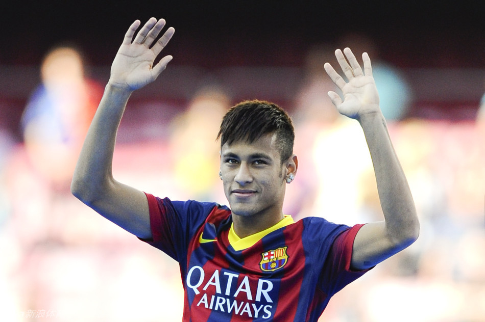 Neymar to make Barca debut against Santos- China.org.cn