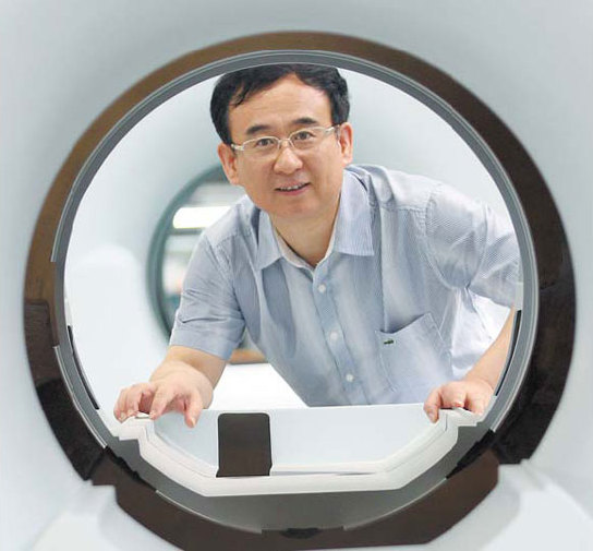 Zou Xueming, chairman of AllTech Medical Systems. [China Daily]