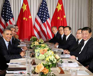 Xi-Obama summit opens new chapter in China-U.S. relations