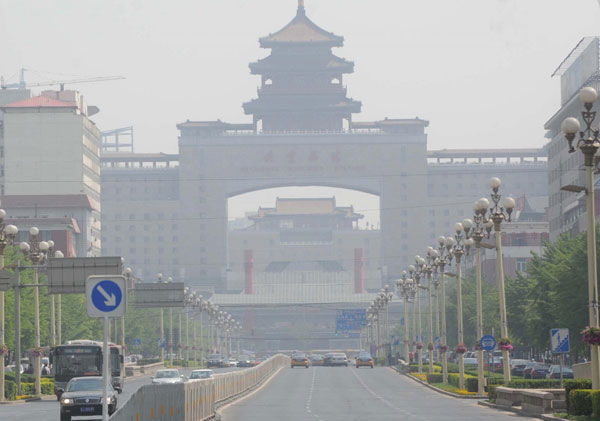 Beijing expatriates caught in a smoggy dilemma