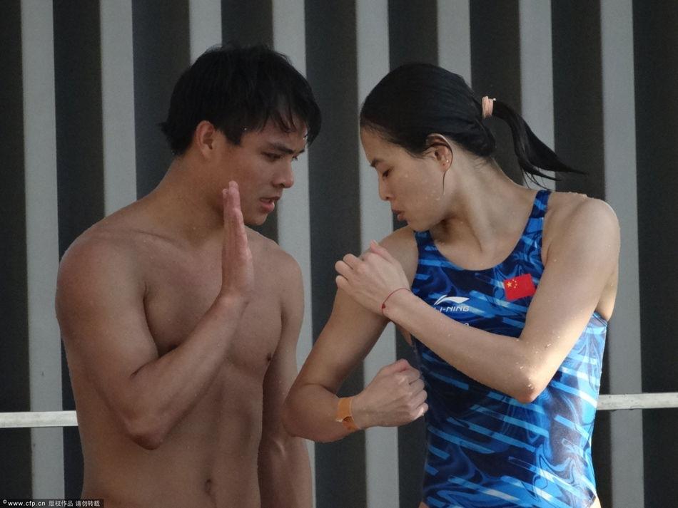 chinese swim team steroids