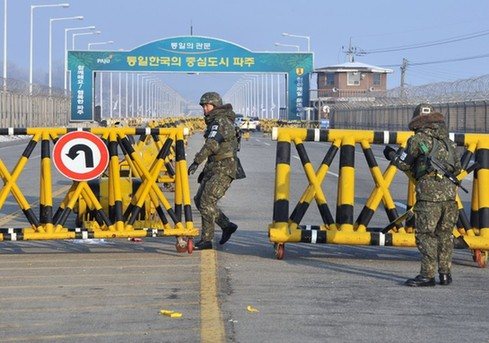 Kaesong complex symbolizes hope of Korean reconciliation.