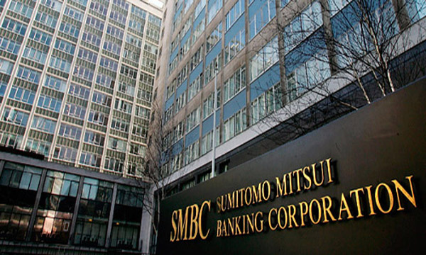 Sumitomo Mitsui Financial Group,one of the 'Top 20 banks in the world of 2013'by China.org.cn.