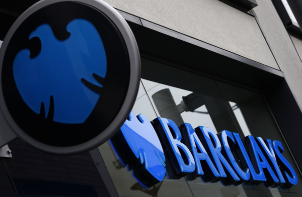 Barclays,one of the 'Top 20 banks in the world of 2013'by China.org.cn.