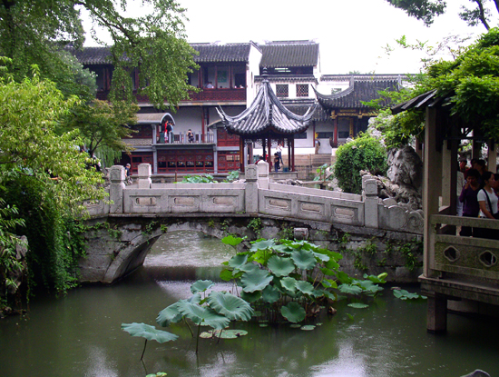 Suzhou,one of the 'Top 10 happiest cities in China 2013'by China.org.cn.