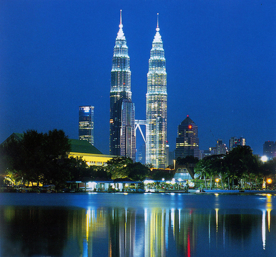 Malaysia One Of The Top  Worlds Tourist Destinations  By China