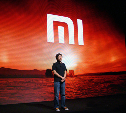 Lei Jun, chairman and chief executive officer of Xiaomi Corp. [File photo]
