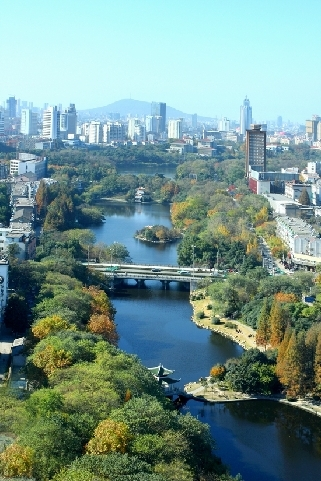 Hefei, Anhui, one of the 'Top 10 debt-ridden provincial capitals in China' by China.org.cn.