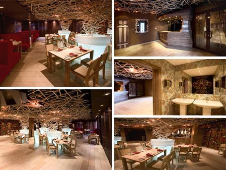 Fancy Restaurants Around World China Org Cn