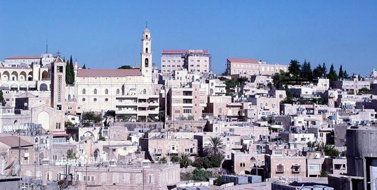 Bethlehem, Palestine, one of the 'top 20 least friendly cities in the world' by China.org.cn.