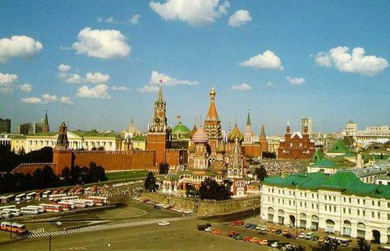 Moscow, Russia, one of the 'top 20 least friendly cities in the world' by China.org.cn.