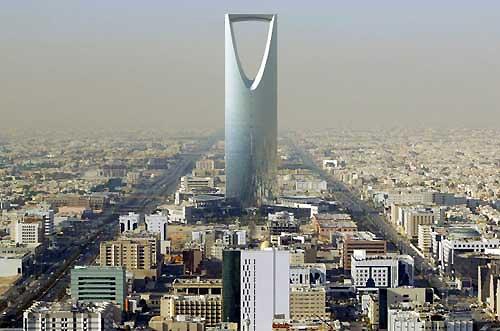 Riyadh, Saudi Arabia, one of the 'top 20 least friendly cities in the world' by China.org.cn.