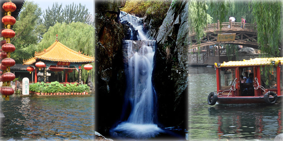 Top 10 attractions in Jinan, China