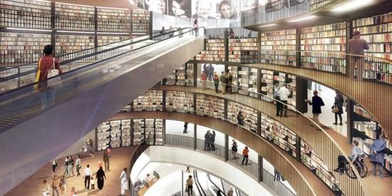 Birmingham Welcomes Public Library Amidst National Cuts