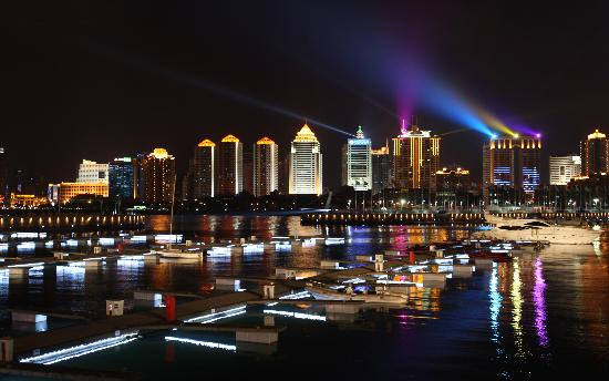 Qingdao Olympic Sailing Center,
