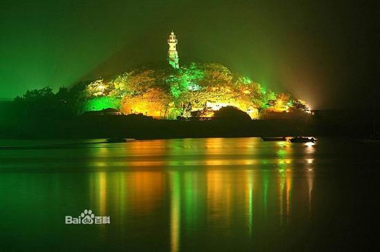 Small Qingdao Island,