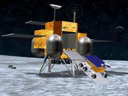China's first lunar-landing probe arrives at launch site