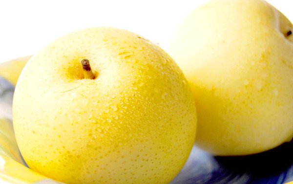 Pear, one of the 'Top 10 Mid-Autumn Festival foods in China' by China.org.cn.