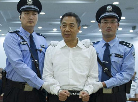 Top 10 trials that have advanced China's rule of law