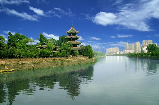 Top 10 Attractions In Chengdu China China Org Cn