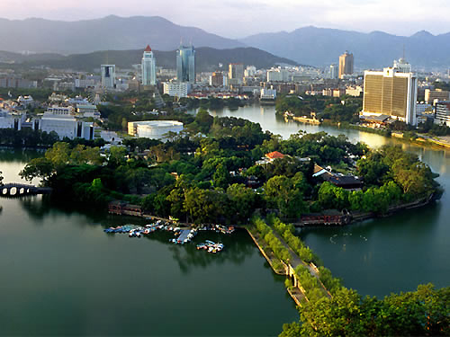 Fuzhou China  city pictures gallery : ... , one of the 'top 10 attractions in Fuzhou, China' by China.org.cn