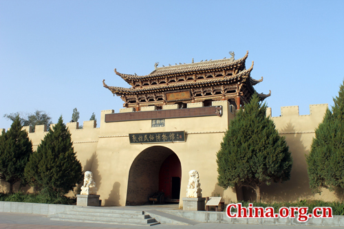 Dunhuang Folk-Custom Museum, one of the 'Top 10 attractions in Dunhuang, Gansu' by China.org.cn
