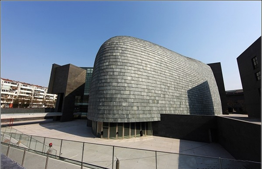 CAFA Art Museum, one of the 'top 10 places to enjoy art in Beijing' by China.org.cn.
