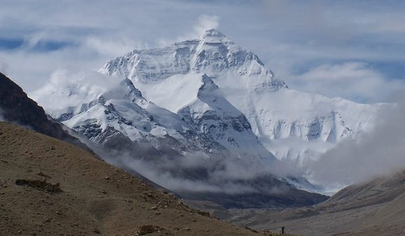 Mount Qomolangma (Mount Everest)