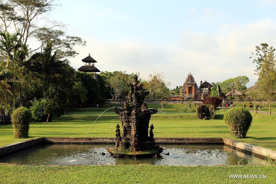 Sederet Keindahan Pura Taman Ayun Bali untuk Liburan Akhir Tahun