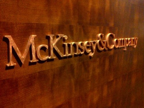 McKinsey and Company, one of the 'top 10 most in demand employers in the world' by China.org.cn.