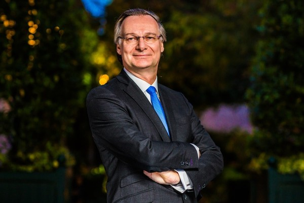Pierre Nanterme, one of the 'Top 10 highest rated CEOs in 2013' by China.org.cn.