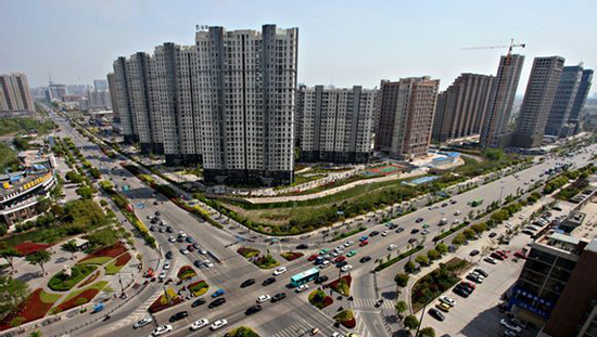 Yancheng, Jiangsu Province, one of the 'top 10 cities with highest rise in home price' by China.org.cn.