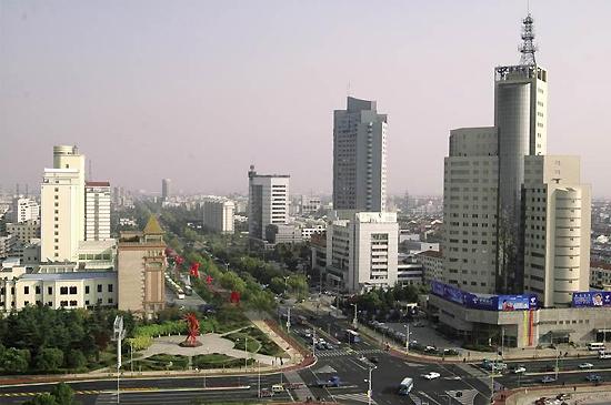 Zhangjiagang City