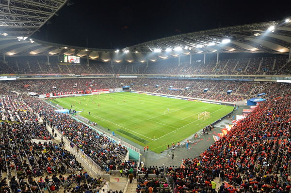 Viewing figures for the 2nd leg of the AFC Champions League finals are set to reach new heights.
