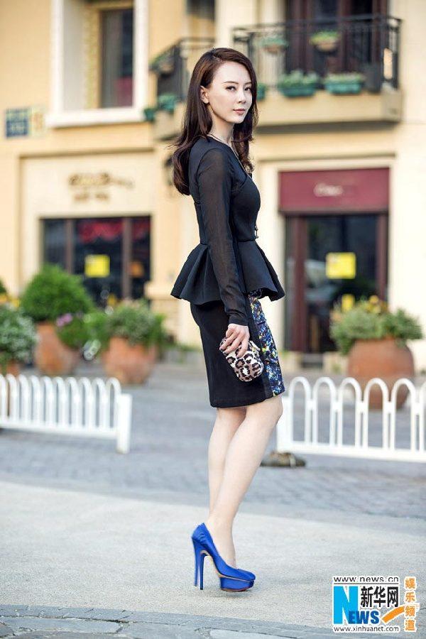 high heels china