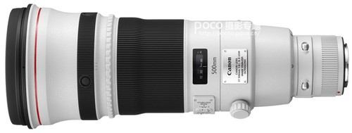 Canon EF 500mm f/4L IS II USM, one of the 'top 10 expensive camera lenses' by China.org.cn.