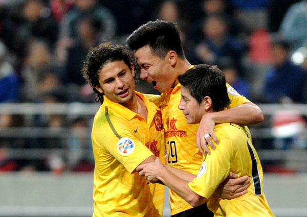 Lippi upbeat ahead of AFC Champions League title decider