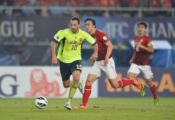 Montenegrin striker Dejan Damjanovic scored seven goals for FC Seoul in the AFC Champions League this season.