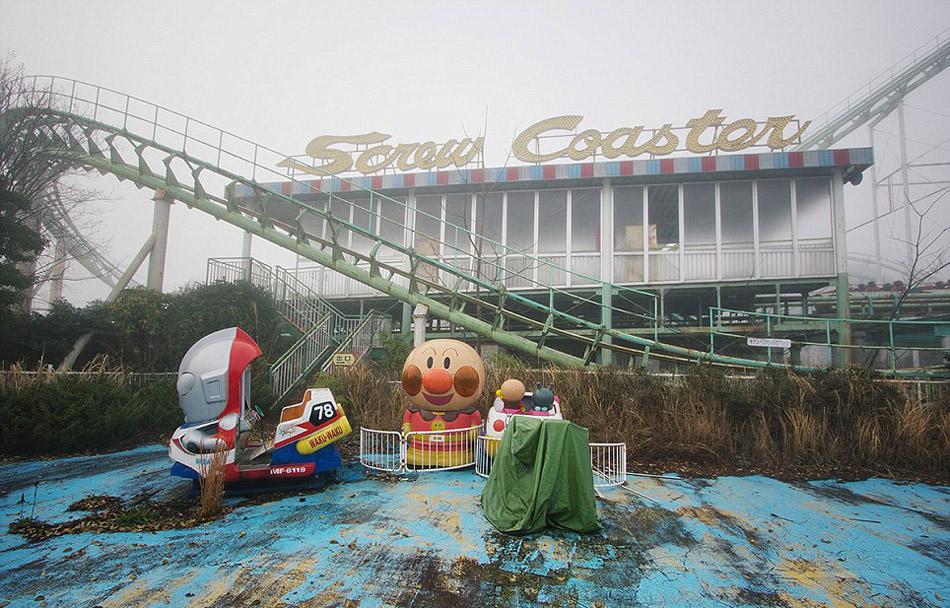Zombieland: Creepy abandoned amusement parks - China.org.cn