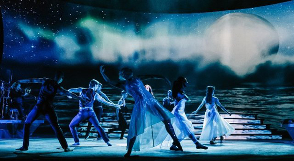 Stage photo of 'River Dance 2'
