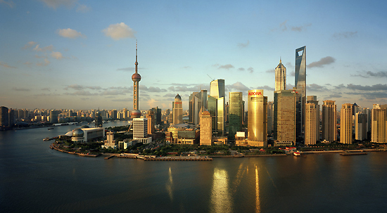 Shanghai, one of the 'top 10 attractive Chinese cities for expats 2013' by China.org.cn.