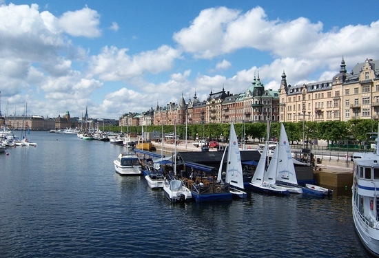 Stockholm, one of the 'top 10 most congested cities in the world' by China.org.cn.