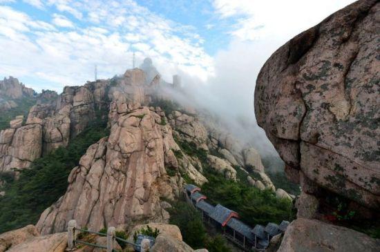 Mount Lao's beautiful scenery _ China.org.cn