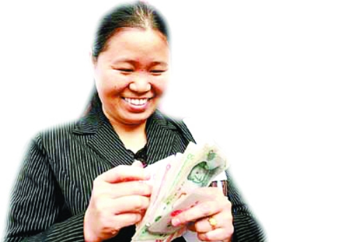 26 Chinese provinces decided to raise their minimum wages by the end of 2013. [file photo]