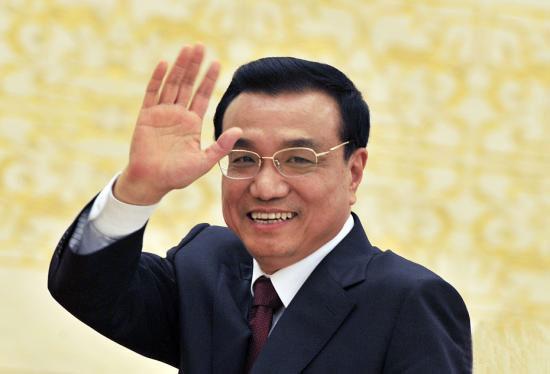 中国国务院总理李克强 [资料图]