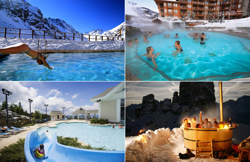 Top 10 Spectacular Ski Resort Pools And Hot Spring