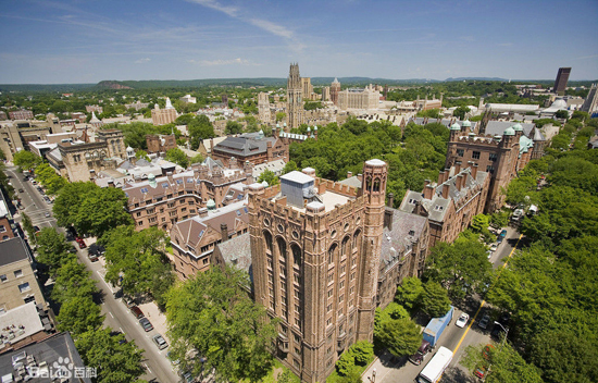Yale School of Management, one of the 'top 10 business schools for MBA programs' by China.org.cn.